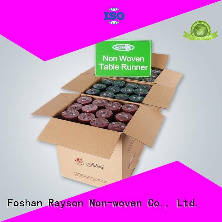 piece technology tnt tablecloth azo cloths rayson nonwoven,ruixin,enviro company