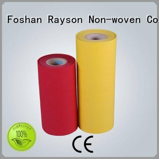 car Custom sesamoid non woven weed control fabric style rayson nonwoven,ruixin,enviro