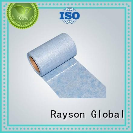 Rayson non-tissé, ruixin, enviro perforé non tissé sac machine d'impression fabricant pour hôtel
