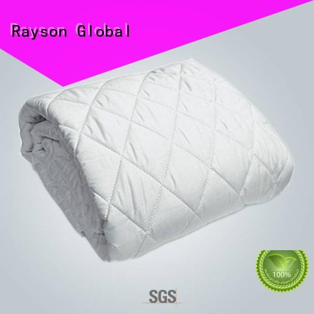 rayson nonwoven,ruixin,enviro mattrees non woven fabric roll price customized for household