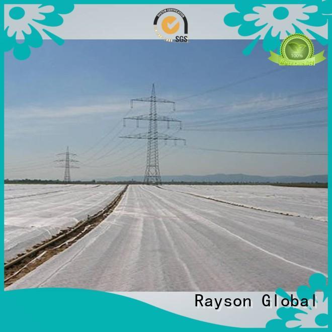 rayson nonwoven,ruixin,enviro Brand foshan whole 3uv landscape fabric drainage