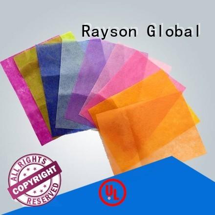 muti wovenspunbond processed non woven weed control fabric rayson nonwoven,ruixin,enviro