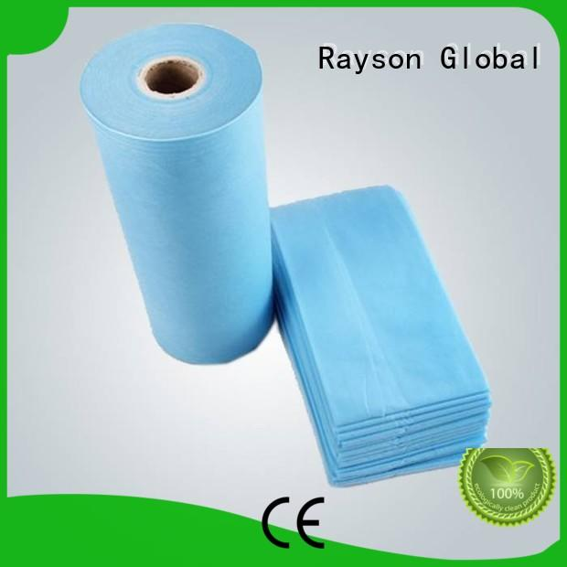 hygienic 10 oz non woven geotextile fabric color directly sale for bedroom