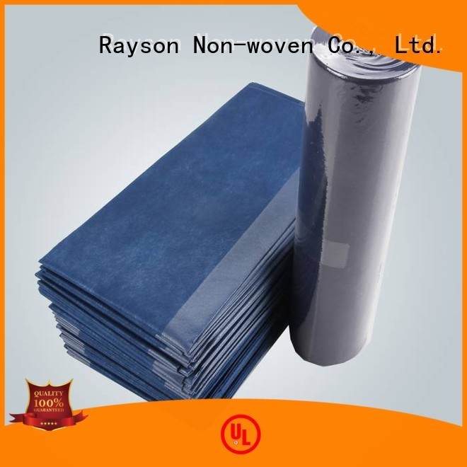 pe function protective rayson nonwoven,ruixin,enviro Brand nonwovens industry