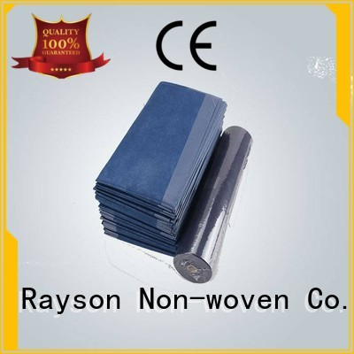 Quality rayson nonwoven,ruixin,enviro Brand function couch nonwovens industry