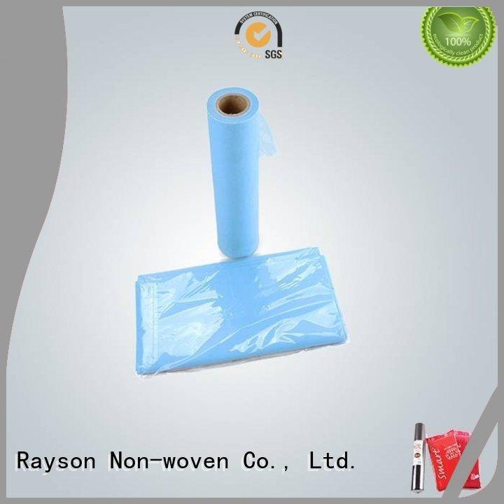 non woven cloth small water non woven tablecloth 40cm rayson nonwoven,ruixin,enviro Brand