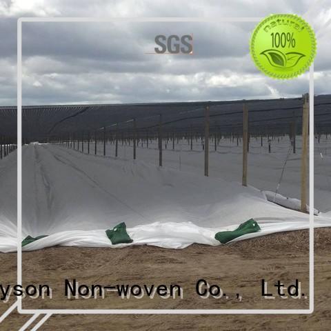 45m spunbonded landscape fabric drainage rayson nonwoven,ruixin,enviro manufacture