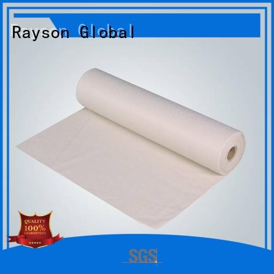 rayson nonwoven,ruixin,enviro Brand home fabric bottom pp non woven fabric manufacturing machine