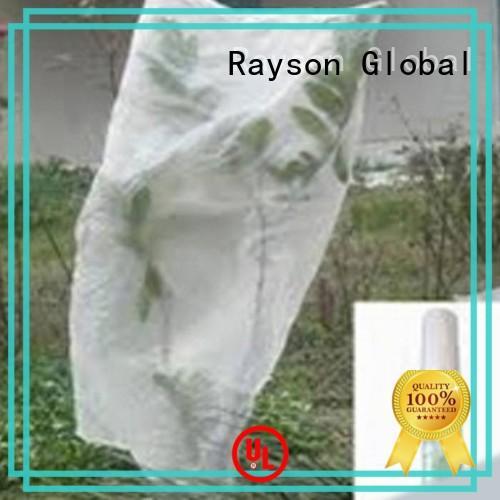 Rayson 부직포, ruixin, 환경 커버 패브릭 정원 침대 문의 지금 자켓