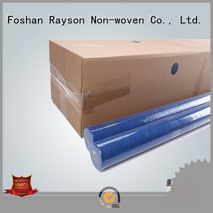 non woven polypropylene fabric suppliers 140cm140cm polypropylene disposable table cloths rayson nonwoven,ruixin,enviro Brand