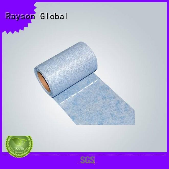 table 100plyester non woven bag material base fabric rayson nonwoven,ruixin,enviro company