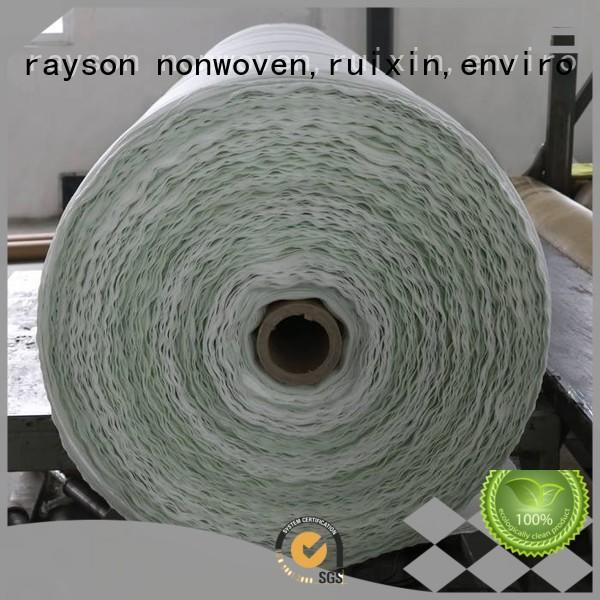 Custom surpress landscape fabric material uv3 rayson nonwoven,ruixin,enviro