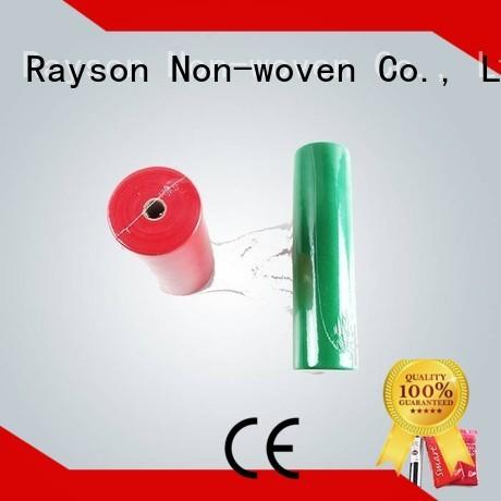 meter nontoxic adequate rayson nonwoven,ruixin,enviro Brand non woven cloth factory