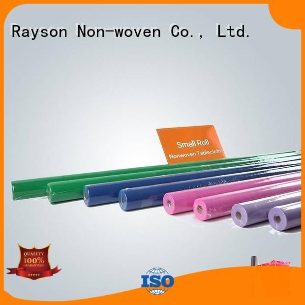 non woven polypropylene fabric suppliers cartons home disposable table cloths silver company