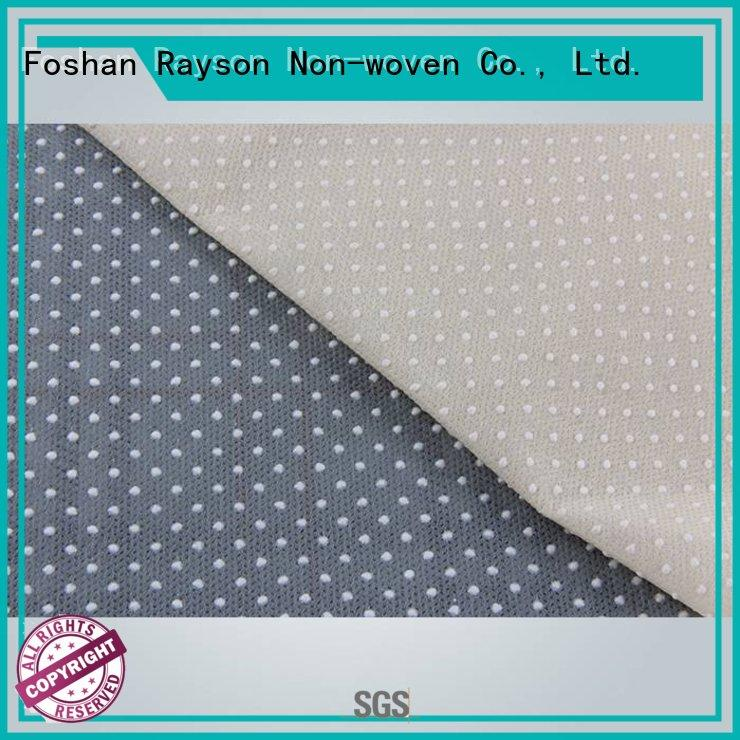 widly skidproof home rayson nonwoven,ruixin,enviro Brand non woven fabric manufacturing machine supplier