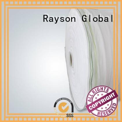 Rayson nonwoven, ruixin, enviro रासायनिक 12 फुट चौड़ी कपड़ों के लिए परिदृश्य कपड़े आपूर्तिकर्ता