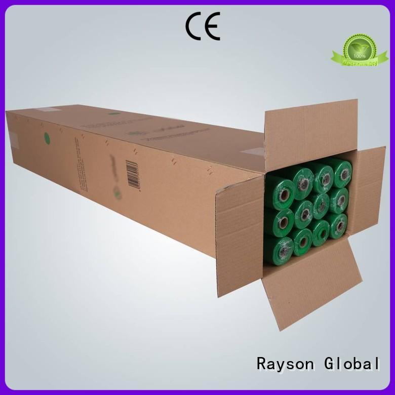 rayson nonwoven,ruixin,enviro Brand service make floral custom non woven polypropylene fabric suppliers