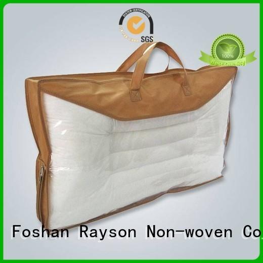 pillow market spunbond fabric pp sale rayson nonwoven,ruixin,enviro company