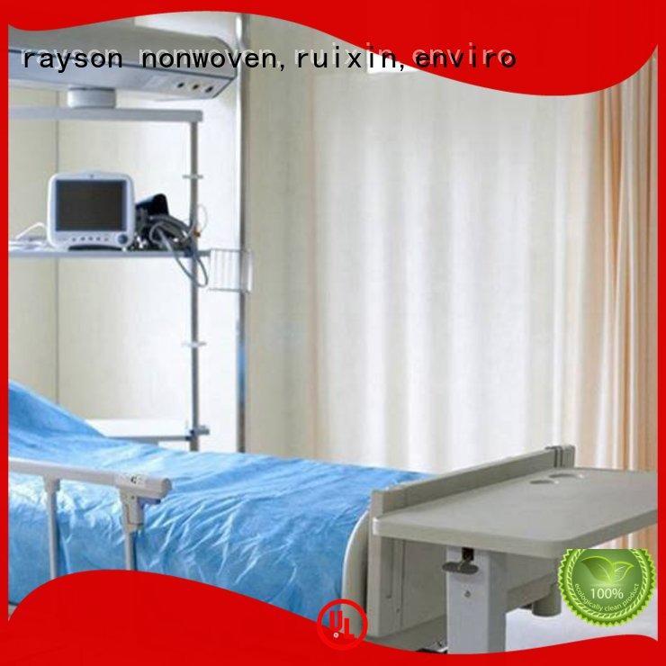 strength non woven textile non pe rayson nonwoven,ruixin,enviro company