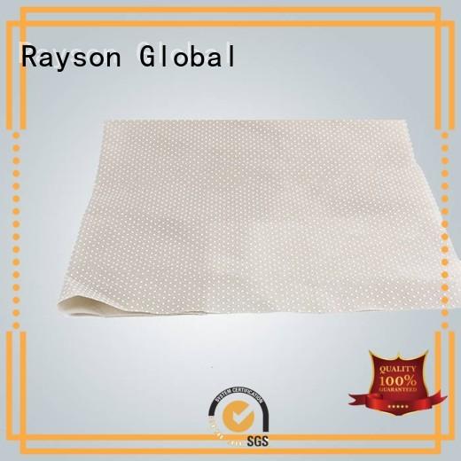 cloth skidproof cover OEM non woven fabric manufacturing machine rayson nonwoven,ruixin,enviro